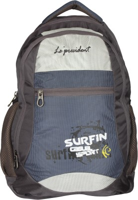 President SURFING GREY 25 L Backpack