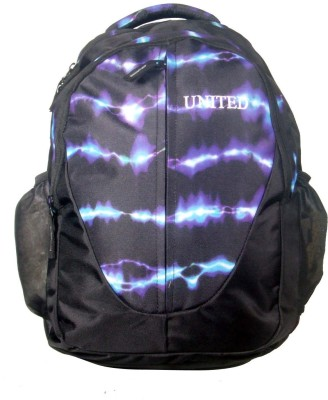 United Bags Centre Chain Noise 35 L Medium Backpack