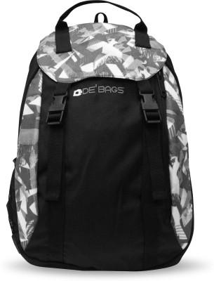 De, Bags Flipper Grey 10 L Small Backpack