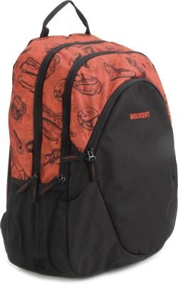 Wildcraft Hinge Red Backpack