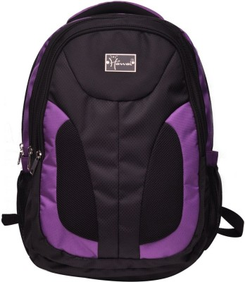 Hawai Polyester Dual Shade 15.4 L Medium Backpack