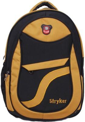 Stryker Stryker 32 Liter Campus Bagpack - Black - Yellow 32 L Backpack