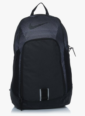 Nike Alpha Adpt Graphic 28 L Backpack(Grey, Black)