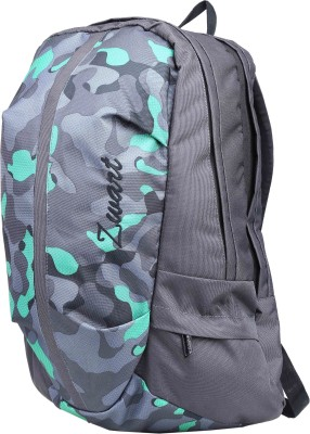 Zwart CROCO-MLG 25 L Laptop Backpack
