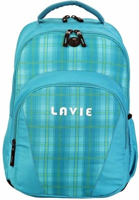 Lavie Alpha Super spacious Backpack(Green)