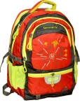 sammerry Stylish 20 L Backpack (Red)
