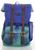BagsRus Sporty 24 L Backpack (Blue)