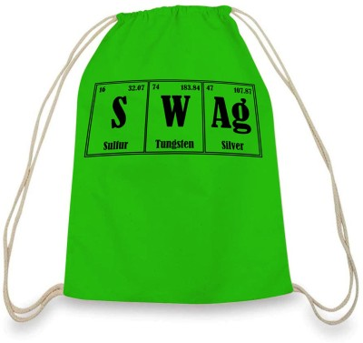 Color Plus Swag Drawsting Bag002 3 L Regular Backpack
