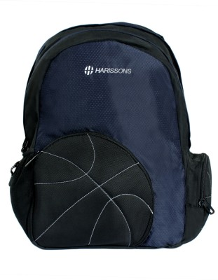Harissons Basketball 30 L Free Size Laptop Backpack