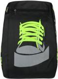 Bueva Green Design Black 5.75 L Backpack...