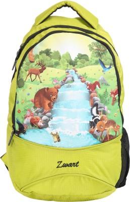 Zwart FOR KIDS - ANIMAL PRINT 10 L Backpack