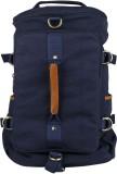 Zobello Hybrid Travel Canvas Backpack 25...