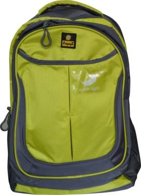 MODERN LUGGAGE Bagpack Green 3.5 L Backpack