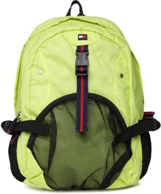 Tommy Hilfiger Rover 19 L Laptop Backpack(LIME06R)