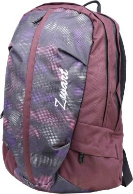 Zwart CROCO-DTP 20 L Laptop Backpack