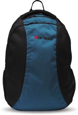 De, Bags Trio-Blue 15 L Backpack