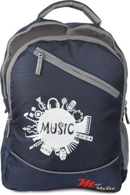 MY FAV MUSIC 25 L Backpack