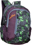 Needbags Cb-Print-01 24 L Medium Backpac...