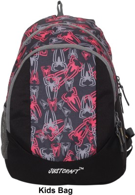 Justcraft Kotak MKd Pink kids and Baby bags 12 L Backpack