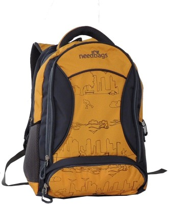 NEEDBAGS 400658 Y 25 L Medium Laptop Backpack