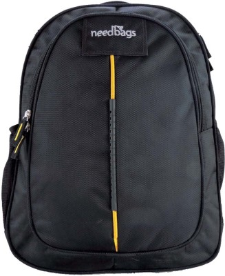 NEEDBAGS Race-01 23 L Large Laptop Backpack