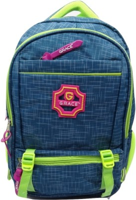 Grace College And School 29 L Backpack(Red15)