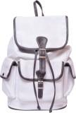 Moac BP009 Medium Backpack (White)