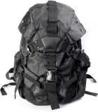 Crea Soldier 8 L Free Size Backpack (Bla...