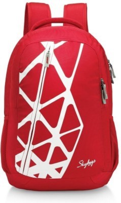 Skybags Geek large With Rain Cover 35 L Laptop Backpack