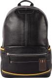 Tortoise Leather 26 L Backpack (Black)