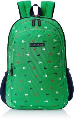 Tommy Hilfiger QueensGRN 15 L Backpack(Green)