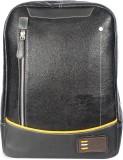 Tortoise Leather 32 L Backpack (Black)