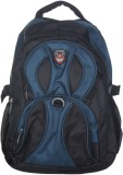 Adking Standard 30 L Backpack (Blue, Bla...
