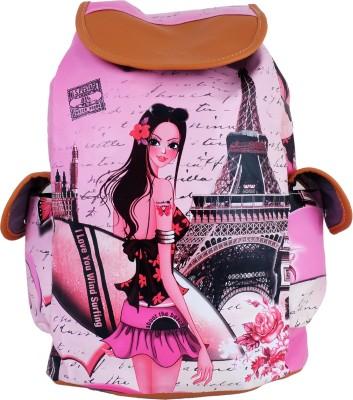 Super Drool Evening in Paris 5 L Backpack