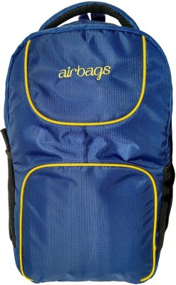 airbags vivid 15.6 inch blue 25 L Laptop Backpack
