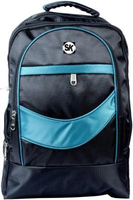 Sk Bags AV 23 Blue 27 L Laptop Backpack
