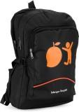 Mango People Backpack (White, Black, Ora...