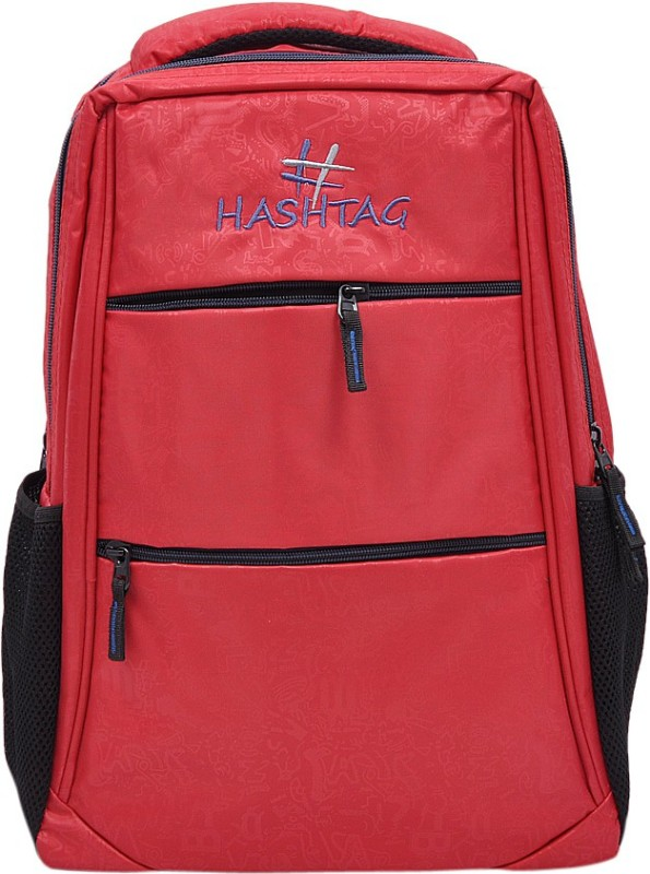 Hashtag Goofy 3.8 L Backpack(Red)
