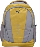 Hashtag Defy 3.8 L Backpack (Yellow, Gre...