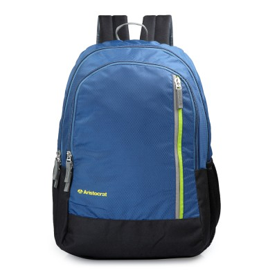 Aristocrat Pep 03 Blue 22 L Backpack