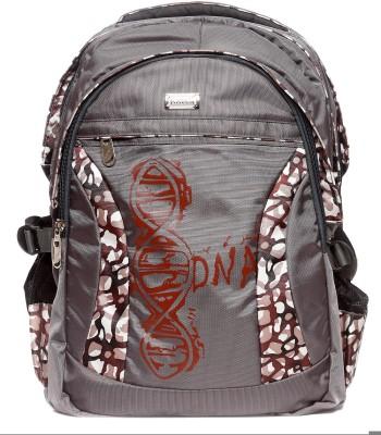 Raeen Plus Dna-Laptop-Back-Pack-Series-Brown 10 L Backpack