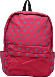 Ruff Brown Casual 2.5 L Backpack (Pink)