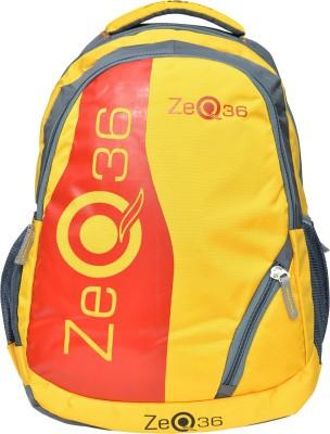 zeq36 ZEQ36-1-YELO 30 L Backpack