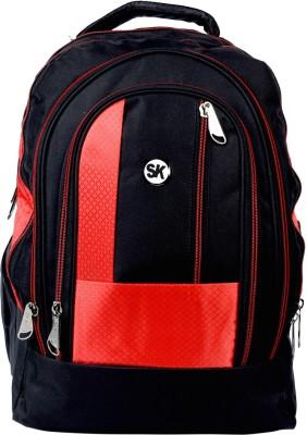 Sk Bags Arl-3 L shape Red 27 L Laptop Backpack