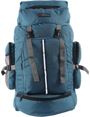 Bleu Hiking Lightweight Travel - 50 L 50 L Free Backpack