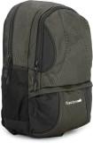 Fastrack Backpack (Black, Grey)