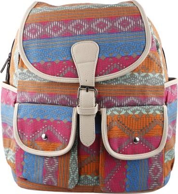 Stylehoops Aztec Pattern Backpack