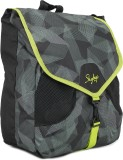 Skybags Surf 04 Backpack (Grey, Black)