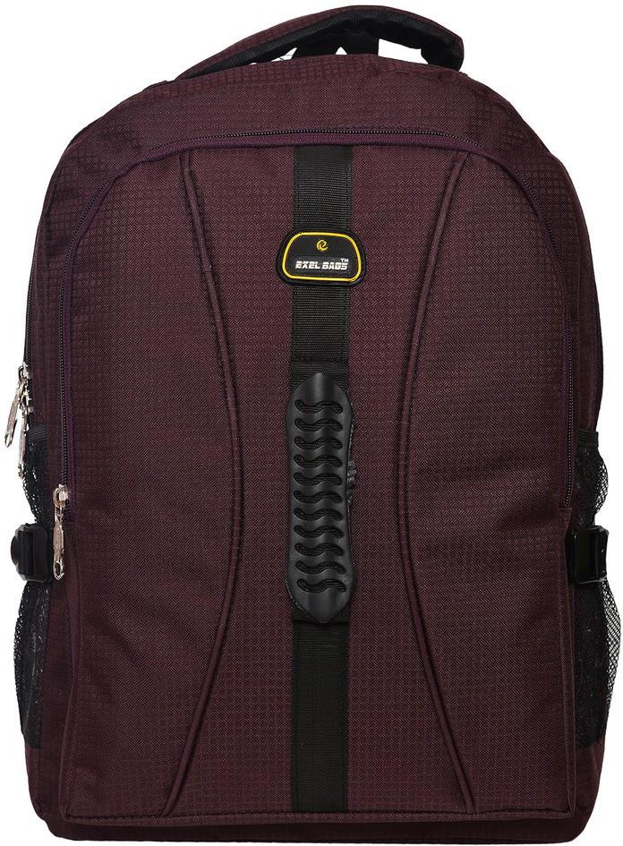 EXEL Bags Exel Laptop Backpacks 25 L Laptop Backpack(Multicolor) Image