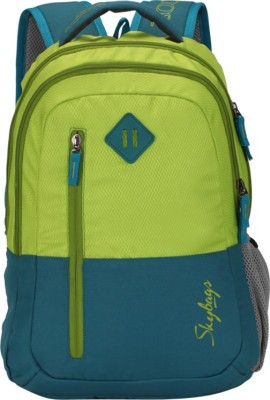 5137d7268 Buy Skybags Footloose Leo 03 Green 26 L Backpack(Green) at best price in  India - BagsCart